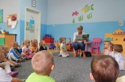 2018-09-14 - Rybki - Babcia Bartka czyta bajkę