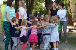 2018-09-18 - Wszystkie grupy - Witak Przedszkole -  Zabawa z