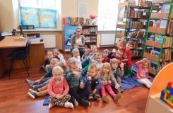 2018-10-01 - Biedronki - Wizyta w bibliotece
