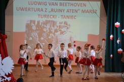 2018-11-08 - Wszystkie grupy - Występ na Przeglądzie Pieśni Patriotycznej i Tańca ludowego