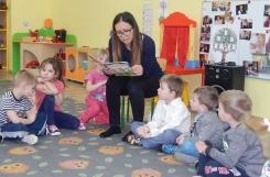 2019-01-30 - Biedronki - Mama Zuzi czyta bajkę
