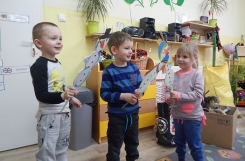 2019-03-20 - Biedronki - Zabawy z lalkami