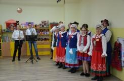 2019-04-04 - Wszystkie grupy - Wizyta zespołu folklorystycznego Kujowioki z Osięcin