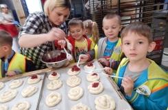 2019-05-20 - Biedronki - Z wizytą w piekarni Polcorn