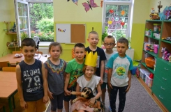 2019-06-14 - Motylki - Urodziny Michaliny