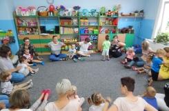 2019-07-19 - Wszystkie grupy - Dni adaptacyjne dla przyszłych przedszkolaków - dzień 3