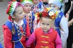2019-09-20 - Biedronki, Motylki, Pszczółki - Pochód ulicami miasta