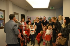 2019-12-06 - Wszystkie grupy - Wystawa prac dzieci w Urzędzie Marszałkowskim