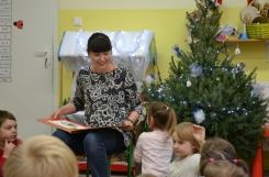 2019-12-11 - Biedronki - Mama Marysi czyta bajkę
