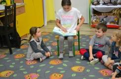 2019-12-13 - Biedronki - Kuzynka Zosi czyta bajkę