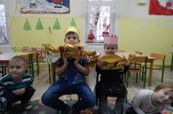 2019-12-30 - Biedronki, Motylki - Urodziny Jurka i Hani