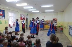 2020-01-24 - Wszystkie grupy - Pokaz tańca ludowego - zespół folklorystyczny