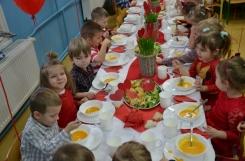 2020-02-14 - Wszystkie grupy - Elegancki obiad walentynkowy