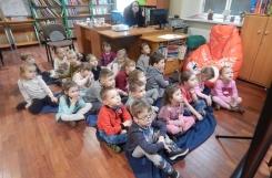 2020-02-26 - Biedronki - Zajęcia biblioteczne - Twórczość Brzechwy