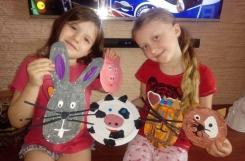 Wszystkie grupy - Galeria prac przedszkolaków