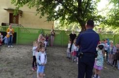2020-09-15 - Wszystkie grupy - Wizyta policjanta