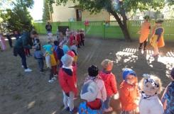 2020-09-18 - Biedronki - Dzień Przedszkolaka z Teatrem Magmowcy