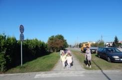 2020-09-21 - Biedronki - Wycieczka na skrzyżowanie