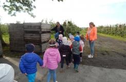2020-09-29 - Biedronki - Wizyta w sadzie