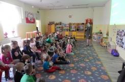 2020-01-13 - Wszystkie grupy - Wizyta pani Leśniczy